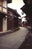 Ciudad japonesa Imagenes de archivo