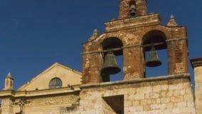 Ciudad Kolonial-Santo Domingo zeigt seine historische Geschichte stock footage