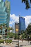 Ciudad Kuala Lumpur Dang Wangi Foto de archivo libre de regalías