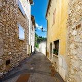Ciudad medieval de Mons en Francia Fotografía de archivo libre de regalías