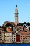 Ciudad medieval de Rovinj Fotografía de archivo