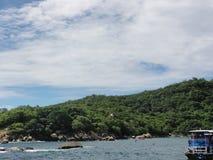 Ciudad mexicana de Acapulco - México imagenes de archivo