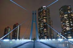 Ciudad moderna Fotos de archivo libres de regalías