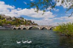 Ciudad Namur en Bélgica Fotos de archivo libres de regalías
