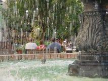 Ciudad natal Fotografía de archivo libre de regalías