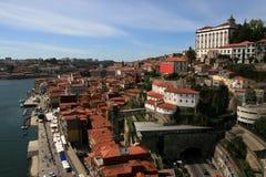 Ciudad Oporto Foto de archivo