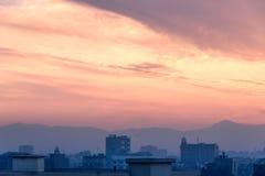 Ciudad Paquistán de Peshawar Imagenes de archivo