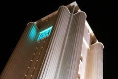 Ciudad-pasillo Foto de archivo libre de regalías