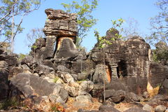 Ciudad perdida, parque nacional de Litchfield, Territorio del Norte, Australia Imagenes de archivo