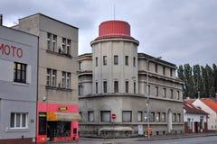 Ciudad Podebrady Imagen de archivo libre de regalías