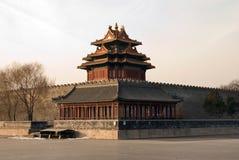 Ciudad prohibida, Pekín foto de archivo libre de regalías
