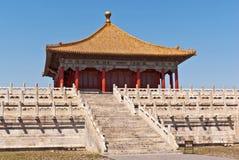 Ciudad prohibida. Pekín, China. Fotos de archivo libres de regalías