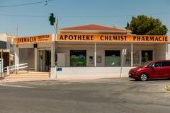 Chemist in spain