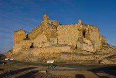 Ciudad Real. Archaeological Park of  Calatrava la Vieja.  Quijote's route. Ciudad Real Royalty Free Stock Photography