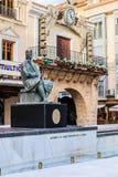Ciudad Real, Castile-La Mancha, Spain. Royalty Free Stock Image