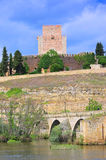Ciudad Rodrigo Stock Photography