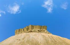Ciudad romana antigua del tiempo en el Palmyra, Siria foto de archivo libre de regalías