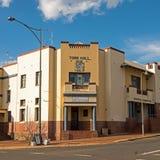 Ciudad rural de Bridgetown en Australia occidental Fotografía de archivo
