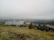 Ciudad Saratov foto de archivo