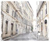Ciudad Scape Imágenes de archivo libres de regalías