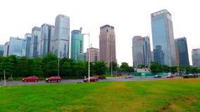 Ciudad shenzhen Imagen de archivo libre de regalías