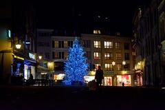 Ciudad Suiza de Losanna Imágenes de archivo libres de regalías