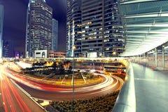 Ciudad urbana moderna Fotos de archivo