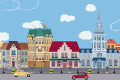 Ciudad vieja libre illustration