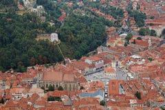 Ciudad vieja Foto de archivo libre de regalías