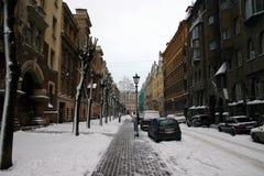 Ciudad vieja. Fotos de archivo
