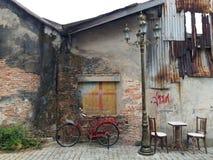 Ciudad vieja Imagen de archivo libre de regalías