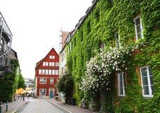 Ciudad vieja, Alemania Imágenes de archivo libres de regalías