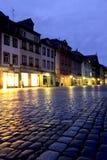 Ciudad vieja Alemania de Heiderlberg Imagen de archivo libre de regalías