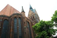 Ciudad vieja Alemania de la iglesia Fotos de archivo