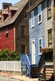 Ciudad vieja Annapolis Imágenes de archivo libres de regalías