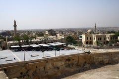 Ciudad vieja de Aleppo imágenes de archivo libres de regalías