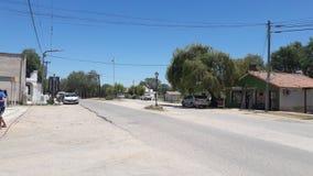 Ciudad vieja de Argentina Imagenes de archivo