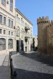 Ciudad vieja de Baku Fotografía de archivo libre de regalías
