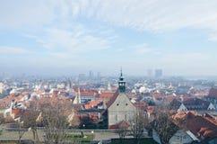 Ciudad vieja de Bratislava Imagen de archivo libre de regalías