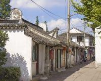 Ciudad vieja de China Foto de archivo libre de regalías