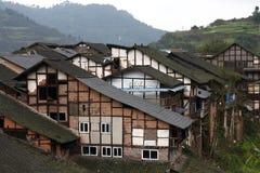 Ciudad vieja de Chinene Imagen de archivo