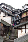 Ciudad vieja de Chinene Fotos de archivo libres de regalías