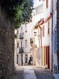 Ciudad vieja de Coimbra, Portugal Imagen de archivo