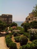 Ciudad vieja de Dubrovnik fotografía de archivo libre de regalías