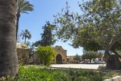 Ciudad vieja de Famagusta Gazimagusa, Chipre Imágenes de archivo libres de regalías
