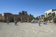 Ciudad vieja de Famagusta Gazimagusa, Chipre Fotografía de archivo