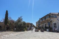 Ciudad vieja de Famagusta Gazimagusa, Chipre Fotos de archivo