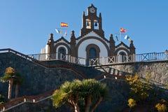 Ciudad vieja de Gran Canaria imagenes de archivo