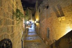 Ciudad vieja de Jaffa Imágenes de archivo libres de regalías