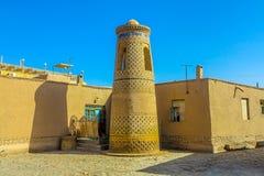 Ciudad vieja 20 de Khiva imagen de archivo libre de regalías